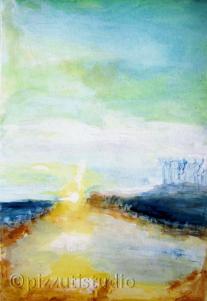 river-watercolor